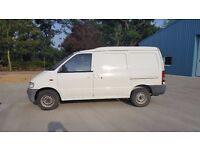 Nissan Vanette Cargo Van Lwb 2.3 Diesel