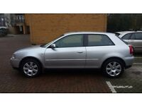 Very reliable Audi A3 1.8 for sale