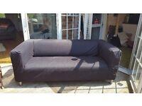 2/3 seater sofa (ex Ikea) FREE TO GOOD HOME