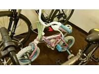 Children's bikes from £15