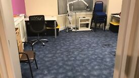 Spacious office with 24 hour access for Rent - Available now