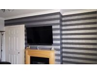 PAINTER AND DECORATOR AVAILABLE FOR RESIDENTIAL AND COMMERCIAL WORK