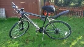 Crossways mountain bike