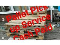 Pallet pickup (quick)
