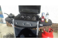 gas bbq. Pre-loved good condition