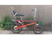 Raleigh Chopper Bike 1979