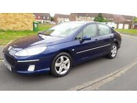 PEUGEOT 407 HDI DIESEL 2006 LONG MOT DRIVERS PERFECT