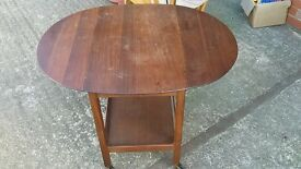 Drop Leaf Table - occasional coffee dining