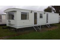 CARAVANS FOR HIRE SEAWICK STOSYTH HUTLEYS AND MARTELLO BEACH CLACTON -ON-SEA