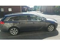2010 Vauxhall Insignia 2.0CDTi 16v Estate 5d sale or swap 2005+ bmw or audi £2500 ONO