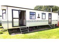 Static caravan to rent/hire in Heacham South Beach Nr Hunstanton