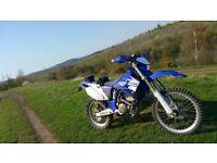 Yamaha wr450f enduro bike crf ktm exc sxf