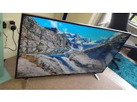 """JVC LT-55C860 Smart 4k Ultra HD 55"""" LED TV with Freeview Play"""