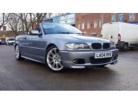 BMW 3 Series 2.0 318Ci Sport 2dr DRIVES GOOD 04 reg Convertible