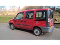 Fiat Doblo Diesel MOT until 13thJune