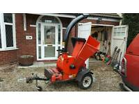 Bearcat 4 inch woodchipper