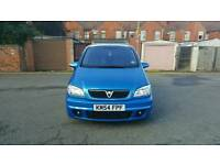 Vauxhall Zafira GSI in Excellent condition only done 49k