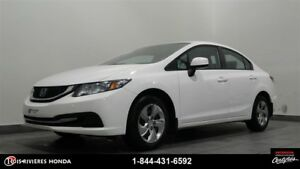 2013 Honda Civic LX bluetooth