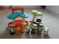 ELC Happyland Zoo Set