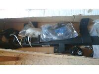 Anker towbar and accessories. Mazda Bongo Friendee, Ford Freda. As new.