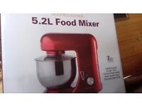 Andrew James food mixer couple of use good condition with instructions and all accessories