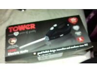 tower electric knife