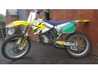 2003 Suzuki Rm125 Rm 125 - Full rebuild and ready to go