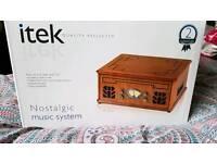 itek Nostalgic Music System