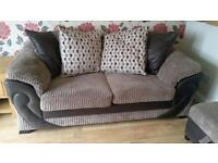 DFS top of the range sofa