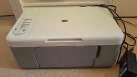 Hp f2280 all in one printer
