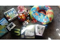 Baby and boys items