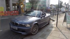 BMW CONVERTIBLE 325Ci GREAT SPEC AND BARGAIN £ 1750 0vno (£2450 in Summer)