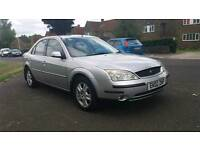 Ford Mondeo Ghia saloon Diesel full service history tow bar px considered