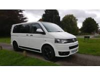 VW T5 CARAVELLE EDITION 25