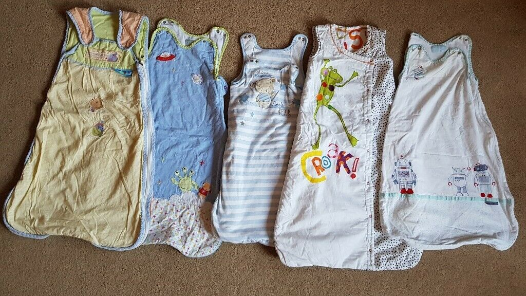 930945beb Baby Boys sleeping Bags / Sacks / Grobags 6-18 Months 1 to 2.5 Tog | in  Hartlepool, County Durham | Gumtree
