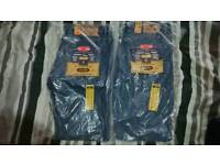 2 pairs of Brand new mens jeans