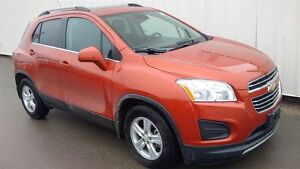 2016 Chevrolet Trax LT FWD Sunroof-one owner
