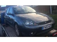 Ford Focus st170 for breaking
