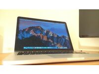 MacBook Pro Retina (Late 2013) - i5 2.6ghz, 8gb Ram, 512gb SSD - Excellent condition - Original Box.