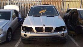 BMW X5 2001 BONNET