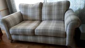 2 Seater Sofa & Matching Chair