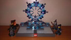 PS4 Lego Dimensions and figures