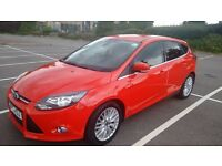 Ford Focus Zetec 1.0 125 EcoBoost 5dr *REDUCED for quick sale*