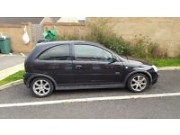 Vauxhall corsa sxi 1.2 low milage low insurance