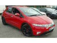BARGAIN HONDA CIVIC 2.2 CDTI 140BHP SPORTS DIESEL, HPI CLEAR, ALLOYS WITH GOOD TYRES