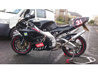 Aprilia RS 250 Tyga stainless steel exhaust system