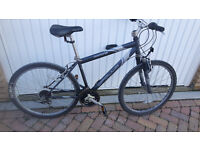 Gents Apollo Corona mountain bike with front suspensions. Fully working. Quick sale £30