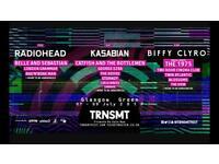 Trnsmt festival - x1 Friday ticket