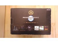 Nintendo Wii black console Mario Kart Wii Pack (USED) (Wii3)