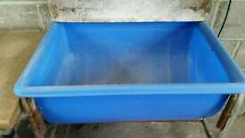 Animal Feed Preparation Tub for Dogs/Horses